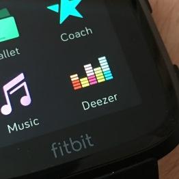 Aplikace v hodinkách